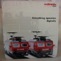Marklin Digital Instructions 1990/91